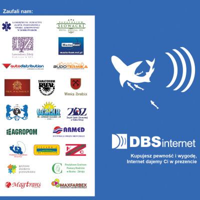 1 str. Ulotka składana DLx2 dla DBS